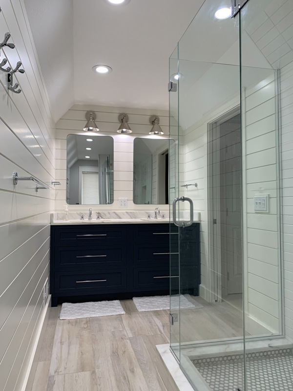 Rhee Main Bath Remodel