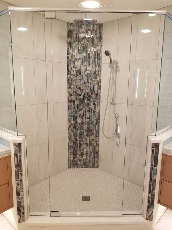 Shower Tile Remodel